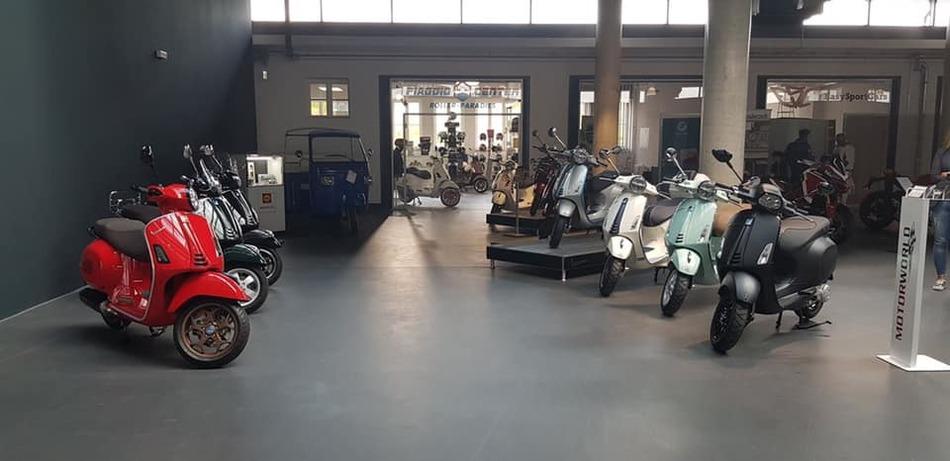 Eröffnung unserer Filiale in der Motorworld